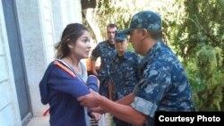 Некогда влиятельная Гульнара Каримова находится под домашним арестом в Ташкенте.
