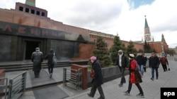 Мавзолей Леніна в Москві