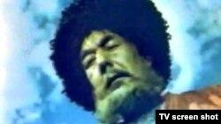 """Gulluk Hojaýew """"Aýgytly ädim"""" çeper filminde"""