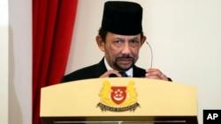 Султан Брунею Хассанал Болкіах заявив, що прагне, щоб «ісламське вчення в цій країні ставало сильнішим»
