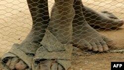در دارفور، هنوز بسیاری از اهالی بعد از خشونت های سال گذشاه، آواره هستند.