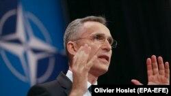 Shefi i NATO-s, Jens Stoltenberg