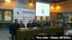 Konferencija u Sarajevu o obilježavanju sto godina od početka Prvog svjetskog rata, 8. travanj 2013.