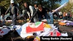 Анкара, 10.10.2015