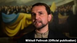 Володимир В'ятрович, народний депутат, колишній голова Українського інститут національної пам'яті