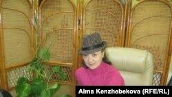 Екатерина Корниенко. Алматы, 8 наурыз 2014 жыл.