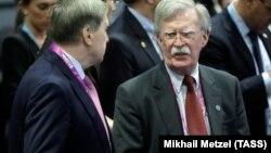 جان بولتون، مشاور امنیت ملی آمریکا (عکس از آرشیو)