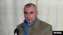İsaxan Aşurov