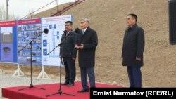 Алмазбек Атамбаев. Ош, 16-март
