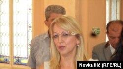 Snežana Tadić, Sanitary Inspector of Republic of Serbia