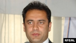Deputy Kabul Mayor Wahabuddin Sadat was arrested at Kabul Airport on December 12.