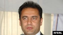 Deputy Kabul Mayor Wahabuddin Sadat was arrested at Kabul Airport on December 12.