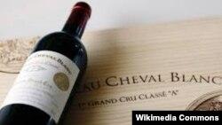 Бутылка Cheval Blanc урожая 1947 года продана на аукционе за 130 тысяч евро