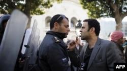 Сегодня на улицах Туниса