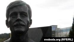 Помнік Ігару Герменчуку
