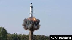 Prova raketore e Koresë së Veriut, 21 maj