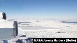 В Антарктиді відколовся айсберг