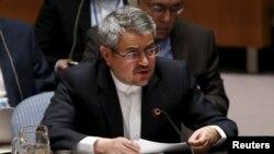 غلامعلی خوشرو، نماینده دائم ایران در سازمان ملل متحد،