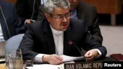 غلامعلی خوشرو، نماینده ایران در سازمان ملل