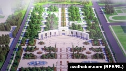 Sometime before, or on, Berdymukhammedov's June 29 birthday a massive park will open in Ashgabat, though there is no official word on the cost on the project.