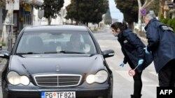 Полиција во Црна Гора