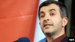 سخنان معاون احمدی نژاد در اظهار دوستی با مردم اسرائیل در تاریخ جمهوری اسلامی بی سابقه بوده است.(عکس: EPA)