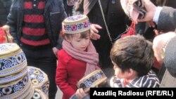 Azerbaijan - Novruz festivities in Baku