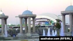 Ашхабад.