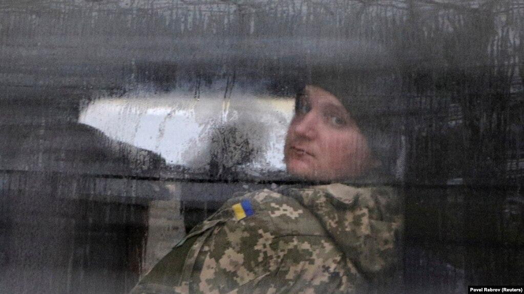 ФСБ: украинские моряки — не пленные, между РФ и Украиной нет войны
