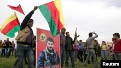 Припадници на Курдската работничка партија