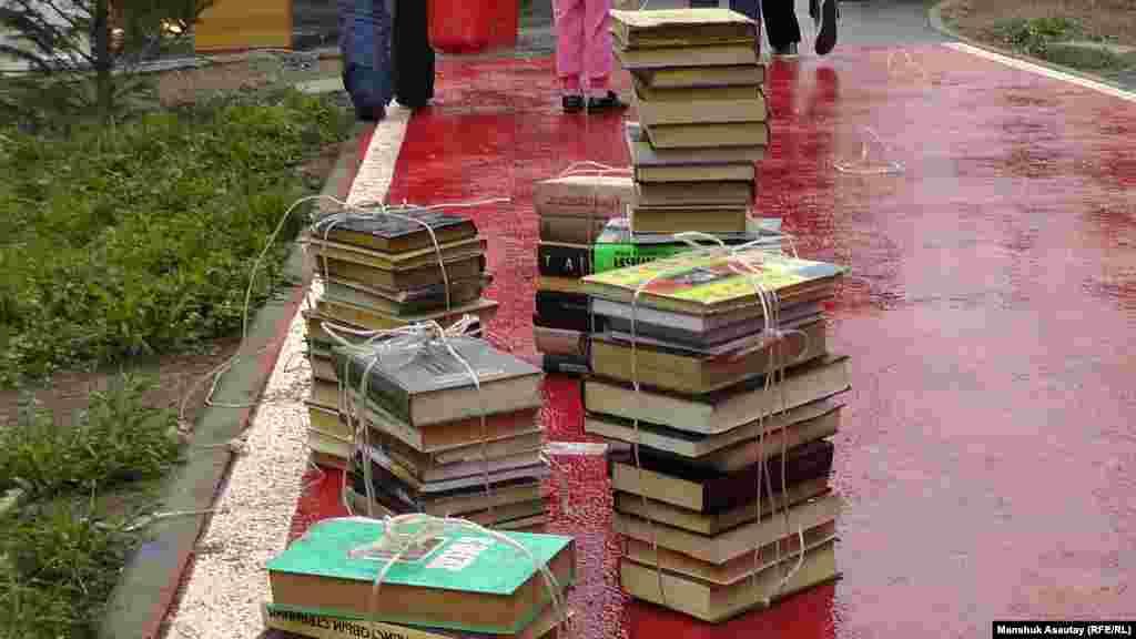 Книжный фестиваль «Китапфест»проводится второй раз.