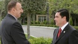 Analiz: Türkmenistan we Azerbaýjan Hazar ýatagy üstündäki 30 ýyllyk dawany çözdi