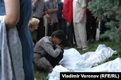 Заручники, загиблі під час силової операції. Беслан, 3 вересня 2004 року