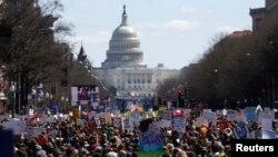 Washington, 24 martie 2018