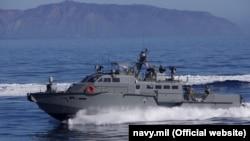 Американский патрульный катер Mark VI
