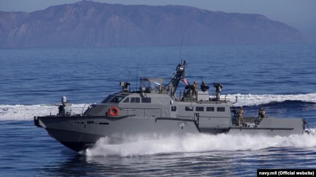 Патрульний катер ВМФ США Mark VI