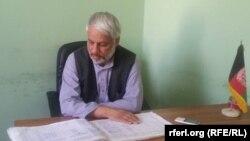 د کندز د پوهنې رئیس محمد رستم احمدي