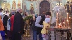 Пятигорск: церковь на фоне пандемии