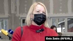 Croatia - Kristina Ikic Banicek, Sisak mayor, 3Feb2021