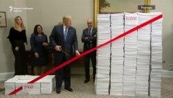Трамп ги крати прописите