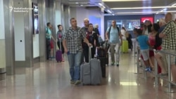 Ukrainian Travelers, Diplomat Welcome EU Visa-Free Travel