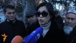 Токтоматова: Я поставлю на колени всех, кто нас оклеветал!