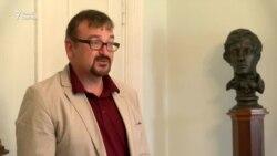 У доме-музэі Валенція Ваньковіча прэзэнтавалі кнігу Валера Каліноўскага «Пані Эльжбета. Гісторыя адной прыязьні»
