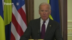 Biden Urges Ukraine To 'Root Out' Corruption