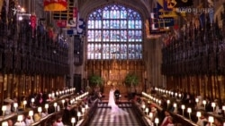 Відео церемонії королівського весілля у британському Віндзорі