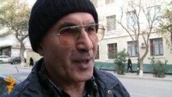 Bakı sakinləri ilə korrupsiya söhbəti...