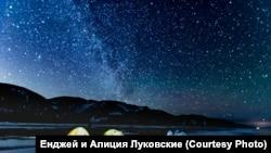 Стоянка на Байкале