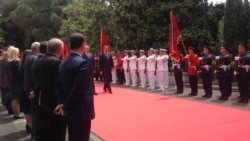 Сербський прем'єр вперше прибуває до Албанії
