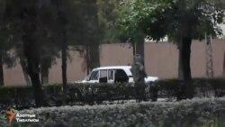 УКМКнын алдындагы шектүү автоунаа