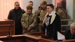 «До зустрічі на волі!» – Надію Савченко відправили до СІЗО (відео)